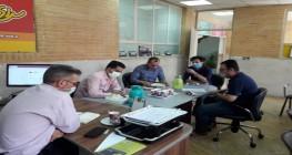 جلسه شورای دبیرستان